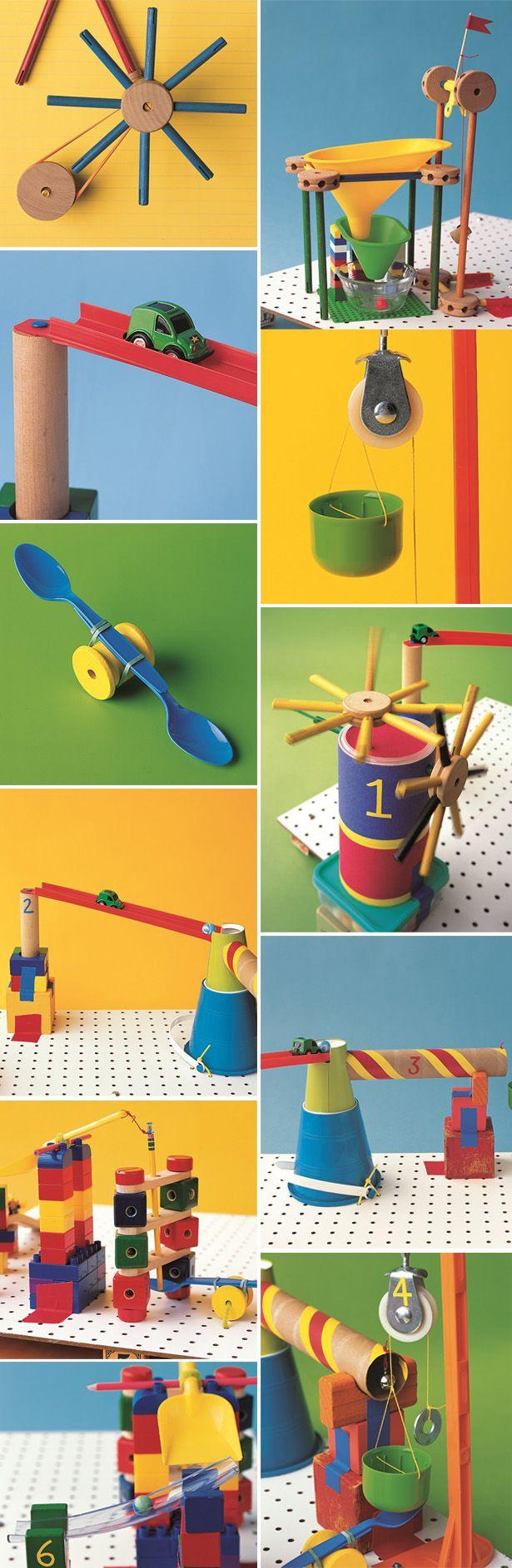 DIY marble run craft + book giveaway | homeschool | Pinterest ...