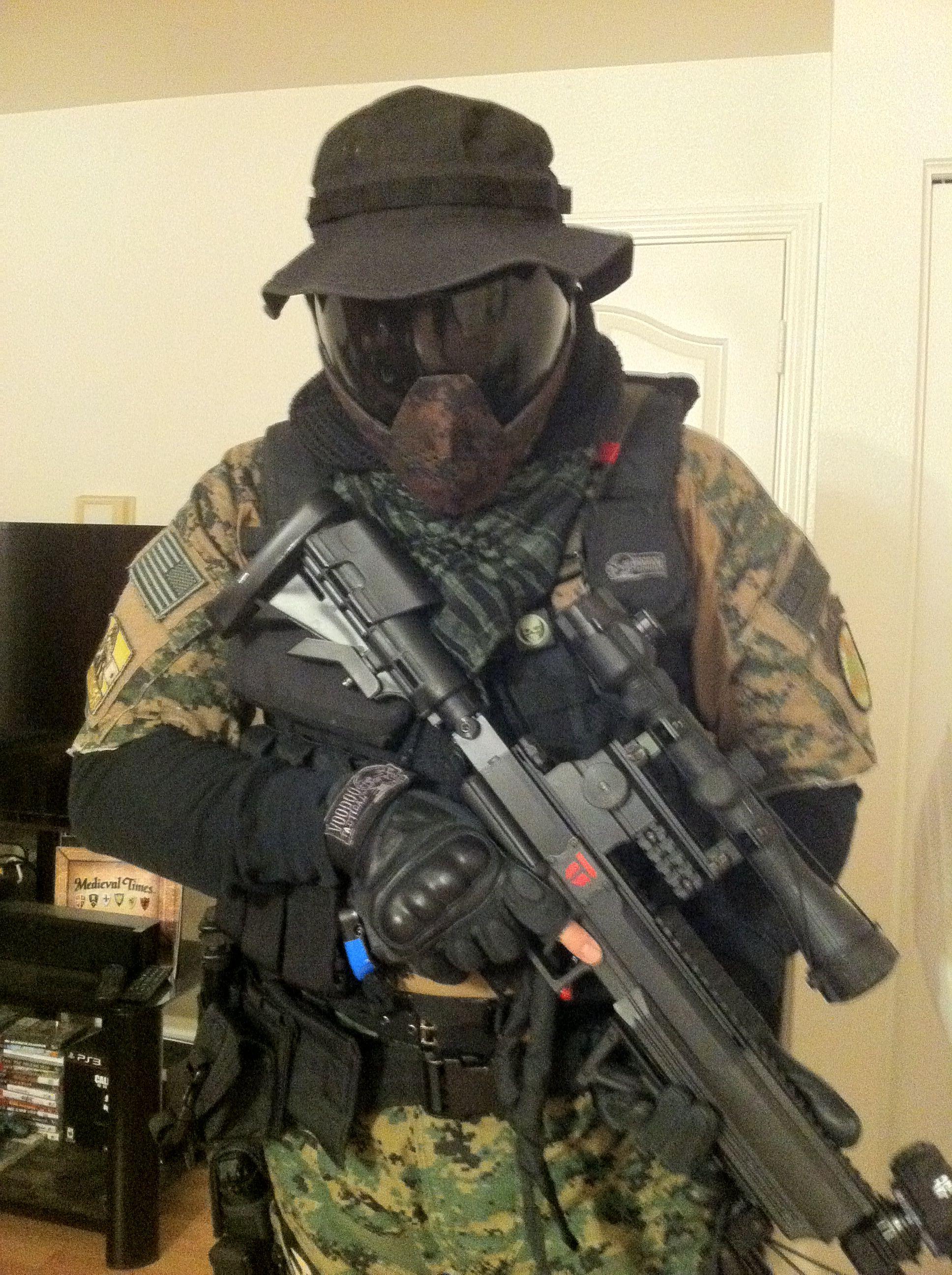 2) Sniper Boonie hat   caae6a7be967