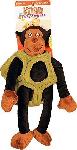 Kong Safari Braidz Monkey Dog Toy Large To View Further For