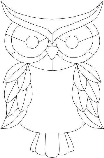 owl more diy string art pinterest mosaicos plantas y bordado. Black Bedroom Furniture Sets. Home Design Ideas