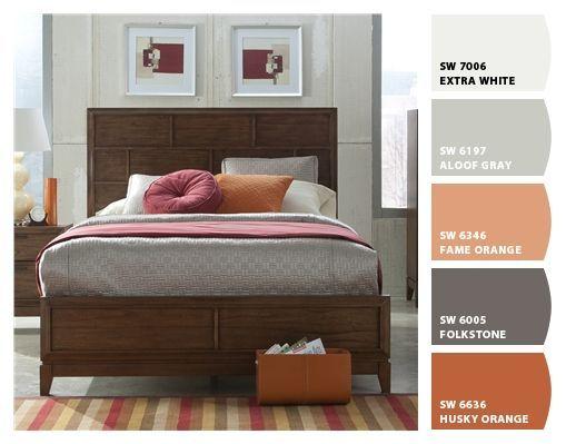 interior paint color scheme 1930s summer colors design