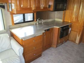 Our Work At Dave and LJs RV Interior Design