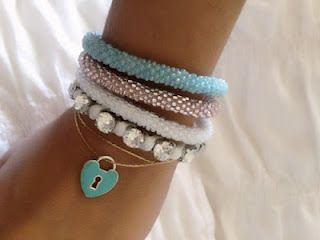 Wrist Candy Mae Movement Lily Laura Bracelets Tiffany Co Charm The