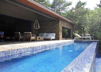 Impressive Villa In Navacerrada In Collado Mediano Vacation Home Villa Condo