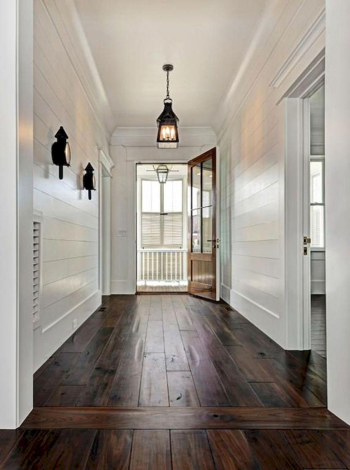 40 Best Farmhouse Floors Wood Floor Design Hardwood Floors Dark Dark Wooden Floor