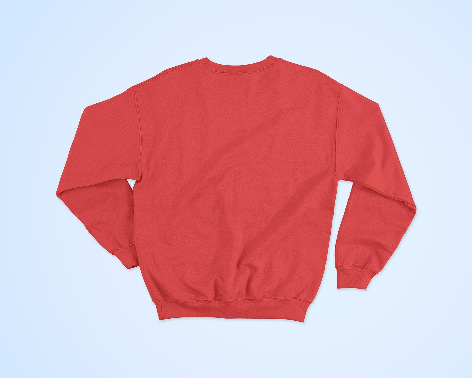 Download Crewneck Sweatshirt Mockups Crew Neck Sweatshirt Clothing Mockup Sweatshirts