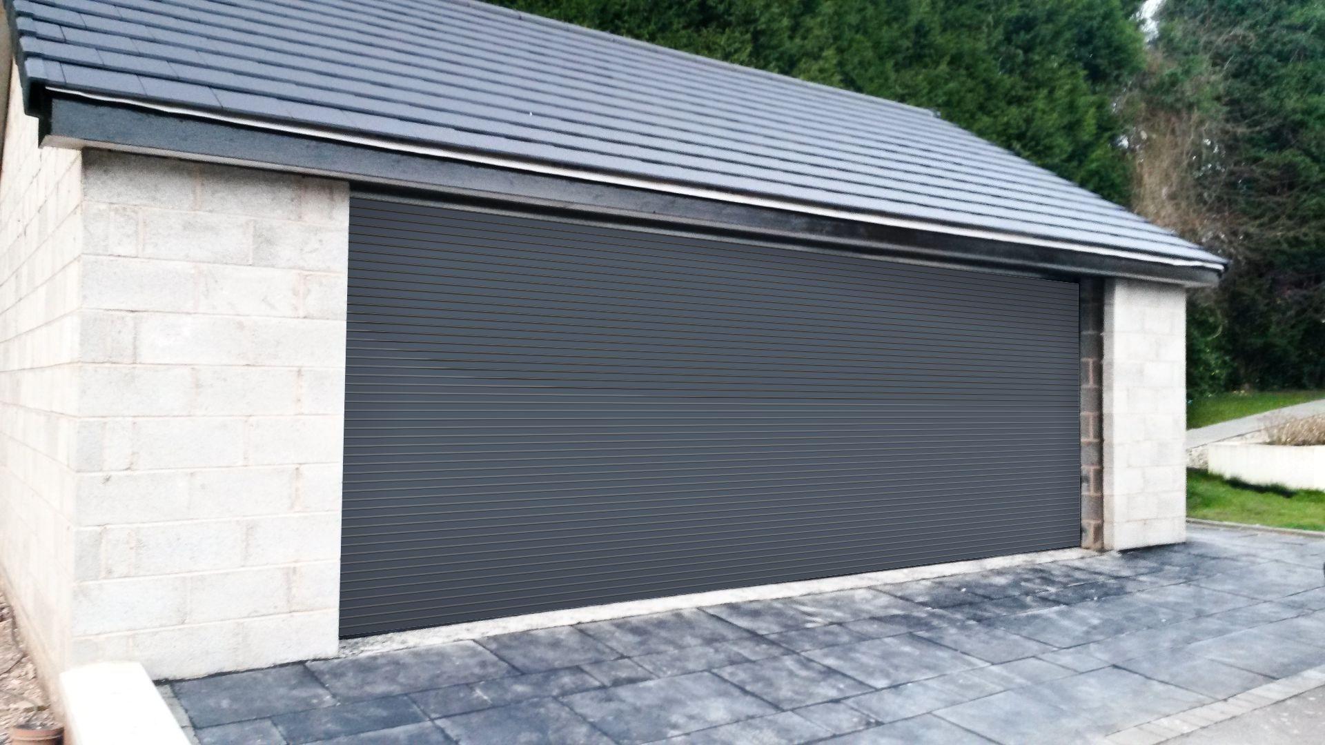 Roller Shutter Garage Doors Security franzdondi