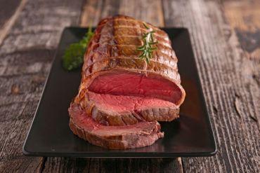 Roastbeef richtig braten #grilledporksteaks