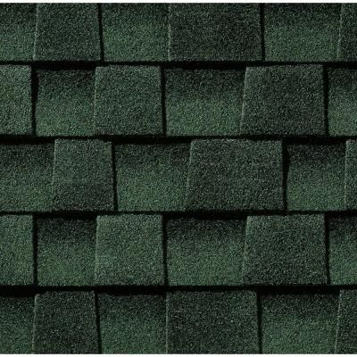 Gaf Timberline Natural Shadow Hunter Green Algae Resistant Architectural Shingles 33 3 Sq Ft Per Bundle 21 Pieces 0600723 The Home Depot Architectural Shingles Roof Architectural Shingles Roof Architecture