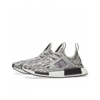 95763de1af5ad Adidas NMD XR1 Primeknit Oreo Grey