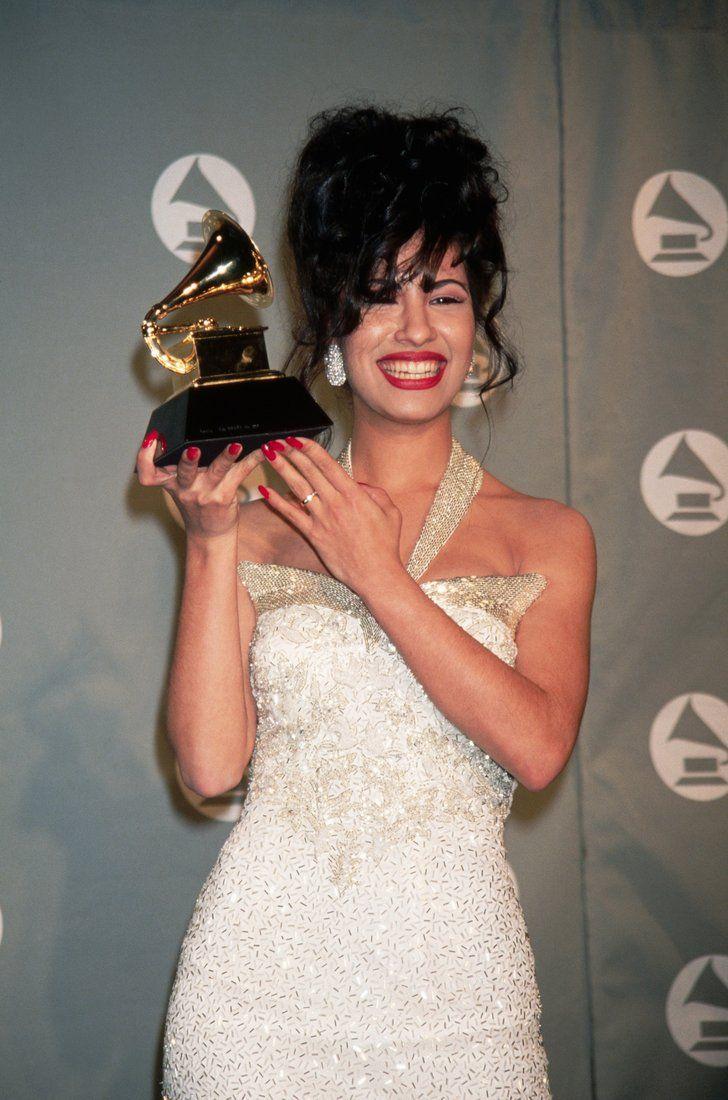 Selena Quintanilla Perez Grammy