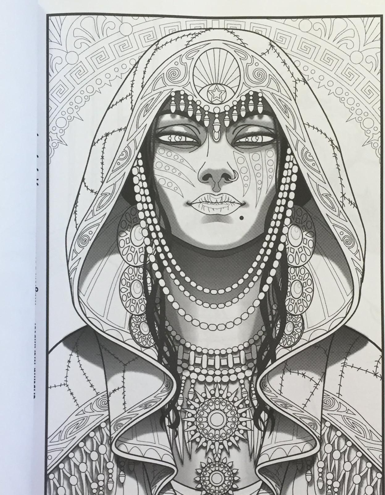 Amazon.com: Adult Coloring Book Treasury 2: 130 Illustrations from ...