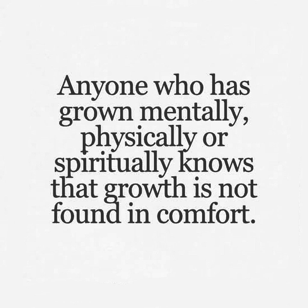 Growth Is Uncomfortable Life Quotes Deep Uncomfortable Quote Growth Quotes