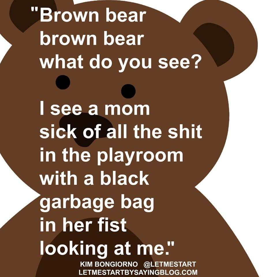 Brown Bear Brown Bear What Do You See With Images Fun Quotes