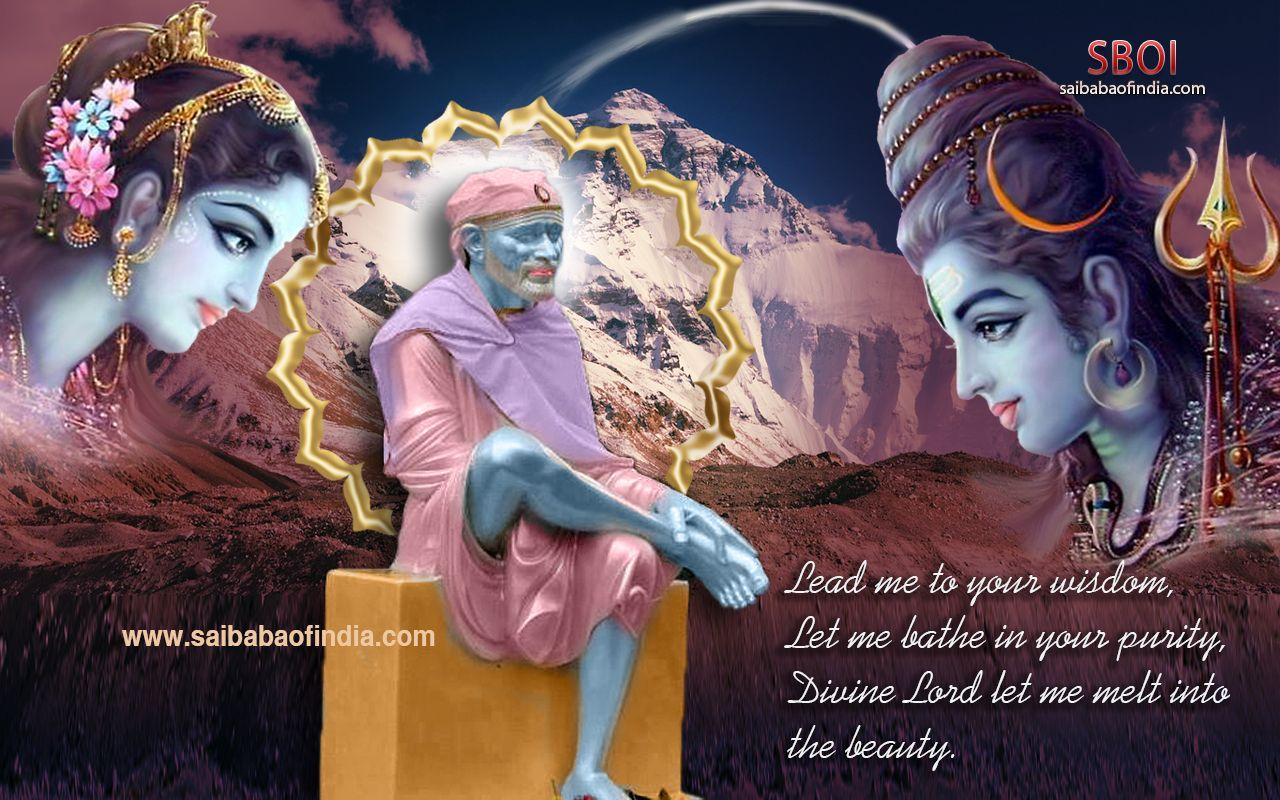 Shivaratri sai baba theme greeting cards wallpapers android shivaratri sai baba theme greeting cards wallpapers m4hsunfo