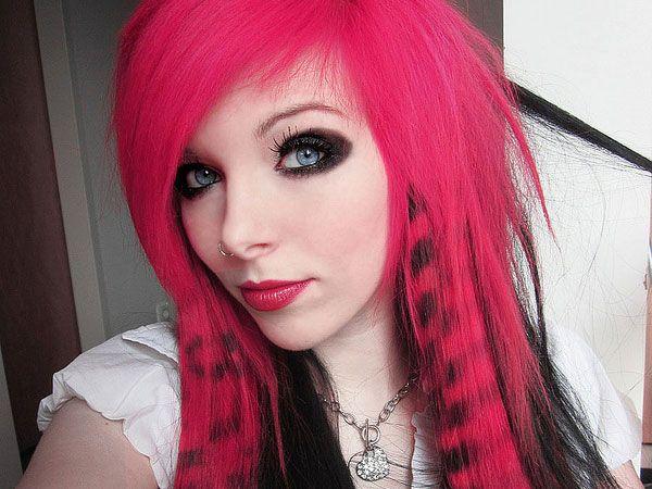 Striped hair dye google search vibrant scene pinterest striped hair dye google search pmusecretfo Gallery