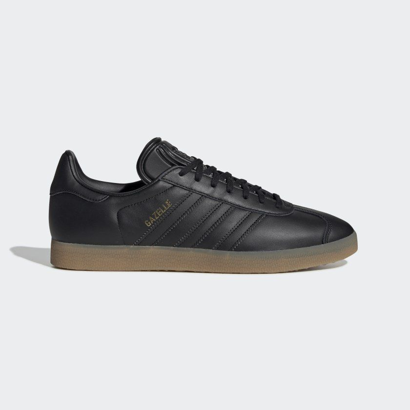 Anotar estropeado Racional  Gazelle Shoes Black 10 Mens in 2019   Tom's Stuff   Adidas gazelle ...