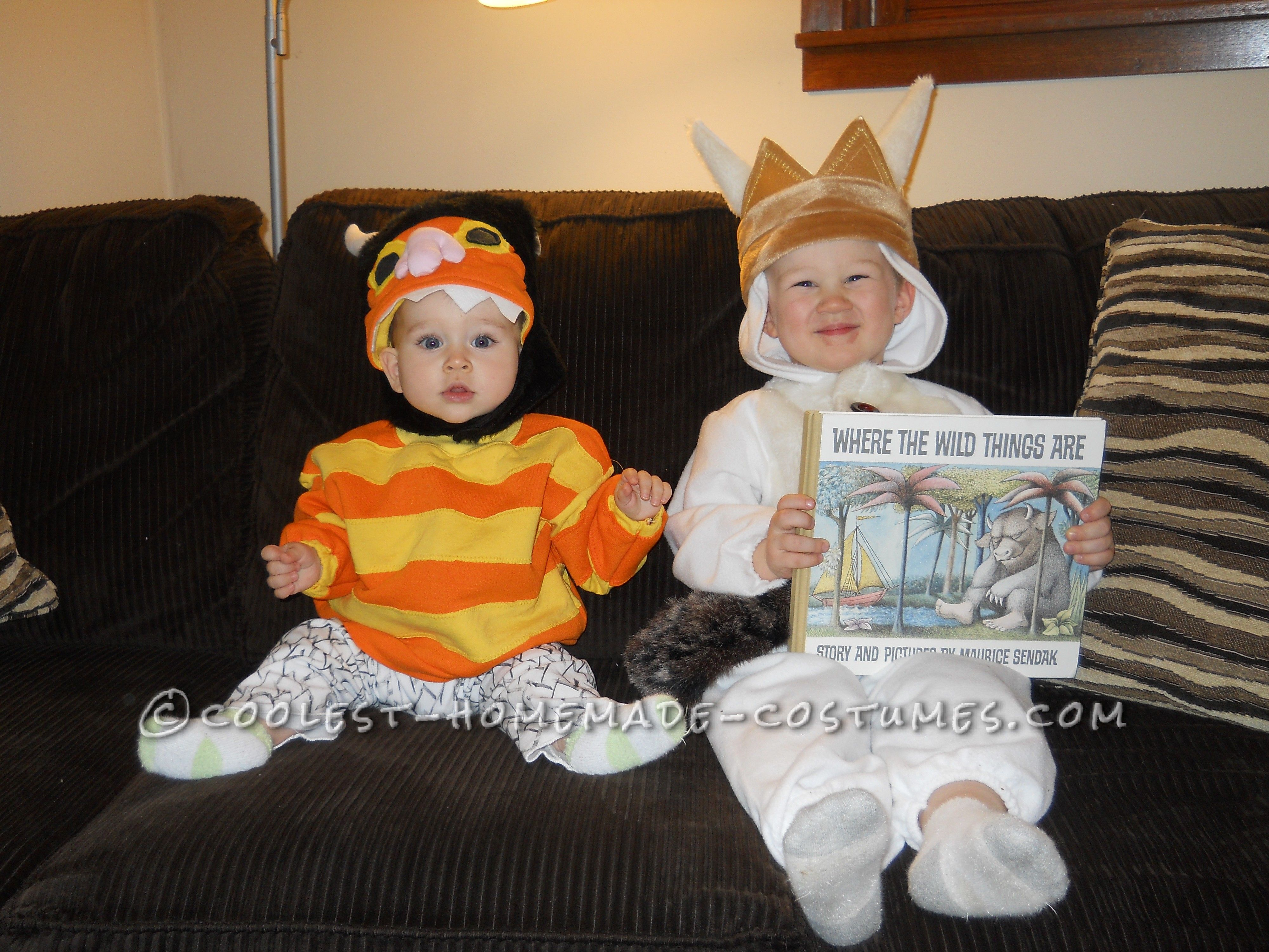 best ever where the wild things are costumes for preschoolers - Halloween Costumes For Preschoolers