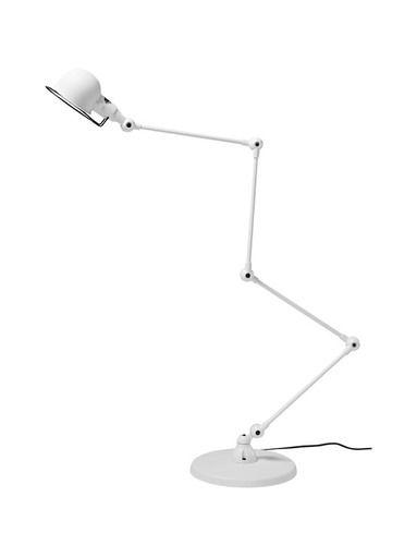 Jean-Louis Domecqin suunnittelema yksinkertainen ja tukeva Signal-valaisin taipuu nivelletyn vartensa ansiosta valaisemaan eri suuntiin.  <br><br/> Jieldé on ...