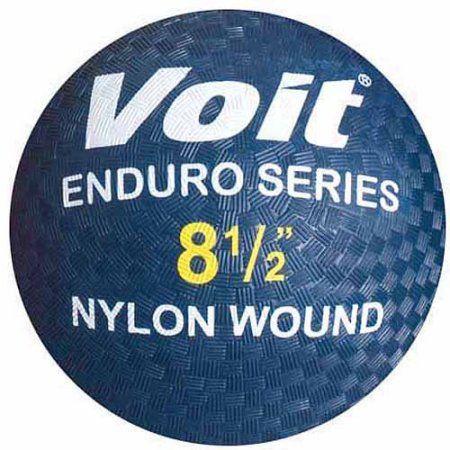 Voit Enduro 8-1/2 inch Playground Ball, Blue