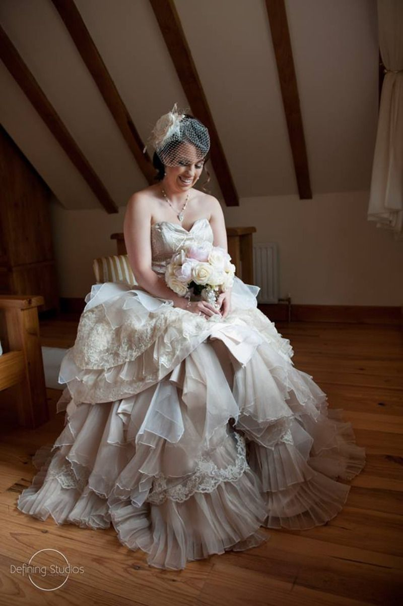 Celtic Steampunk Wedding Dress From Weddingdressfantasy This Ultra Unique Masterpiece Is Simply Breathtaking Bodice Features A Custom Embroidery