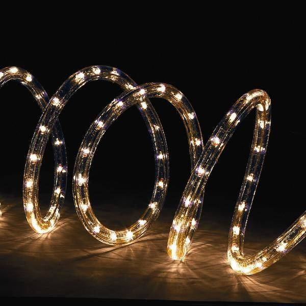 Rope lights, rope lighting is fabulous for holiday lights, christmas
