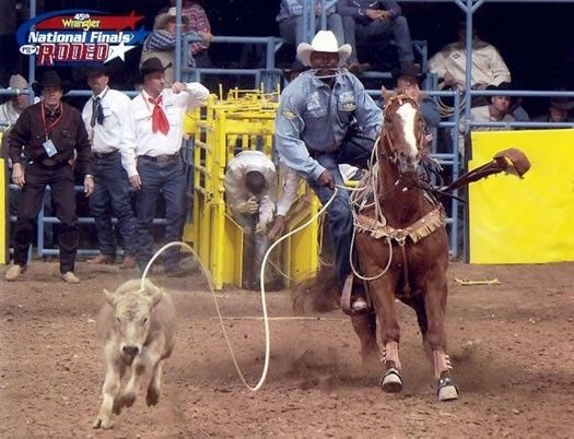 Fred Whitfield Calf Roper Fred Whitfield Rodeo Pro Rodeo