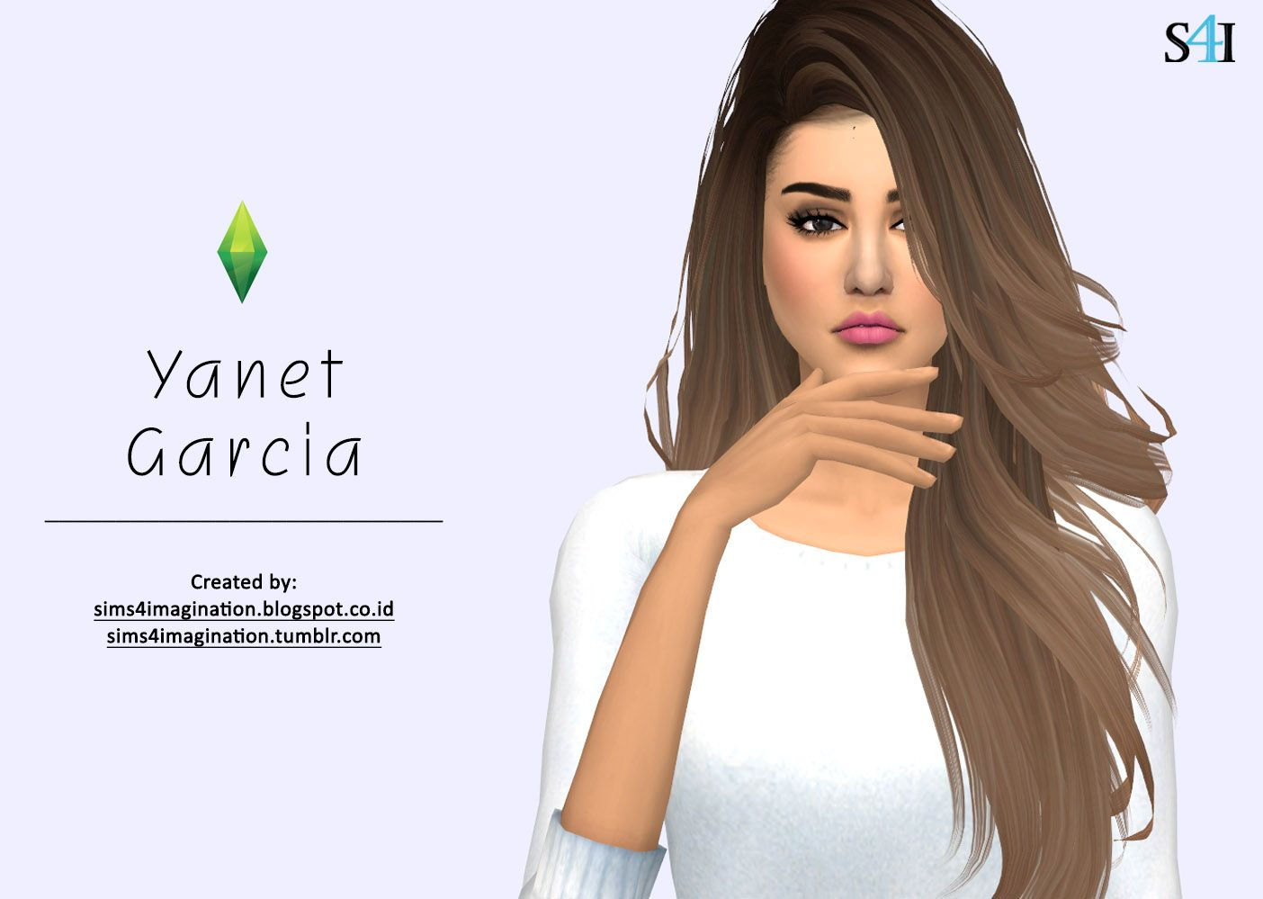 Sims of garcia is a mexican model and meteorologist