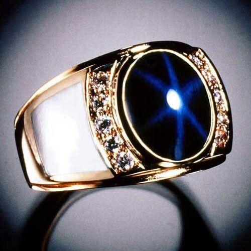 Randy Polk Design - Burmese Star Sapphire