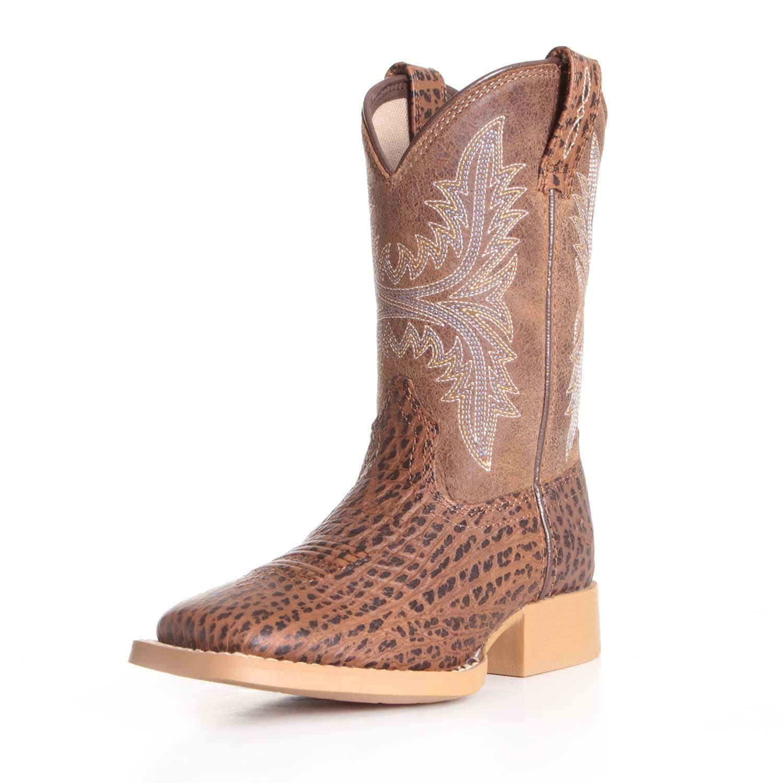 c436bfef340 Ariat Children Unisex Cowhand Cowboy Boots 10021595   Kids Cowboy ...