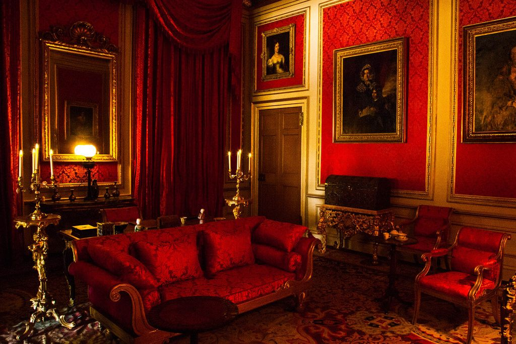 Belton House Interior In 2019 French Interiors French