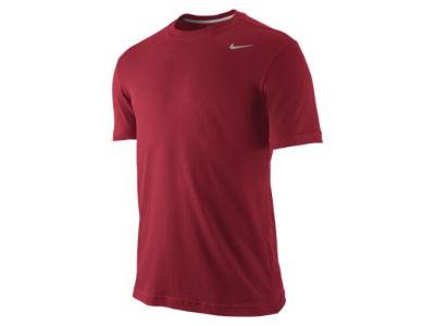 Nike Men's Dri FIT Version 2.0 Red T Shirt