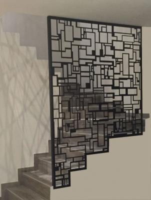 40 Wrought Iron Interior Divider Furniture Designs Con Imagenes