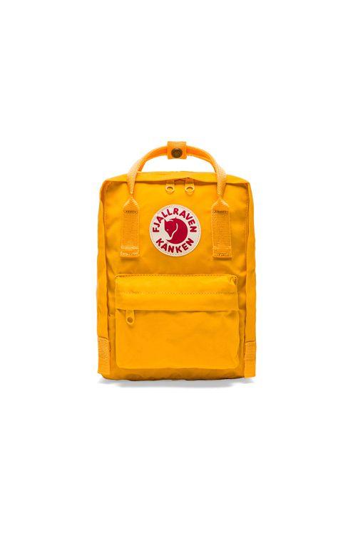 b90123ee2f Fjallraven Kanken Mini in Warm Yellow