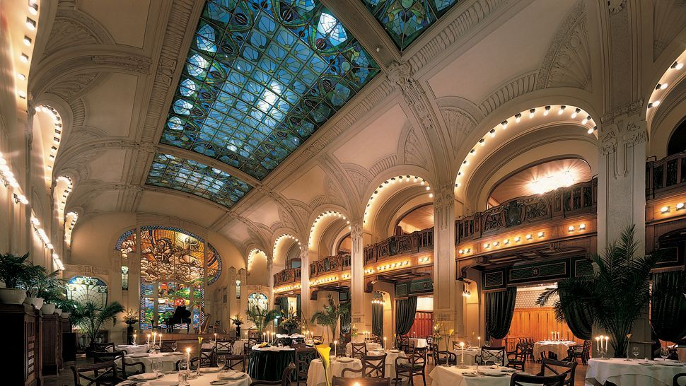 Pictures Of Grand Hotel Europe Nevsky Prospekt St Petersburg Russia On The World S Best Hotels