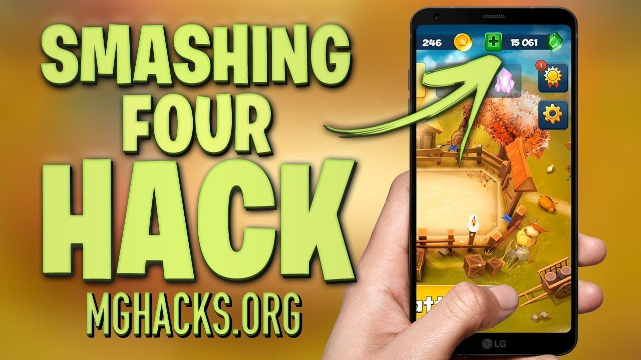 How to Hack Smashing Four (2019) Hello fellas! We have new