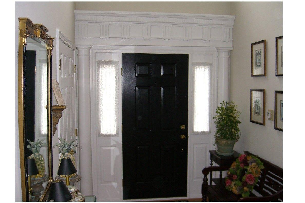 Door Trim Interior Front Door Trim Historical Replica Fine