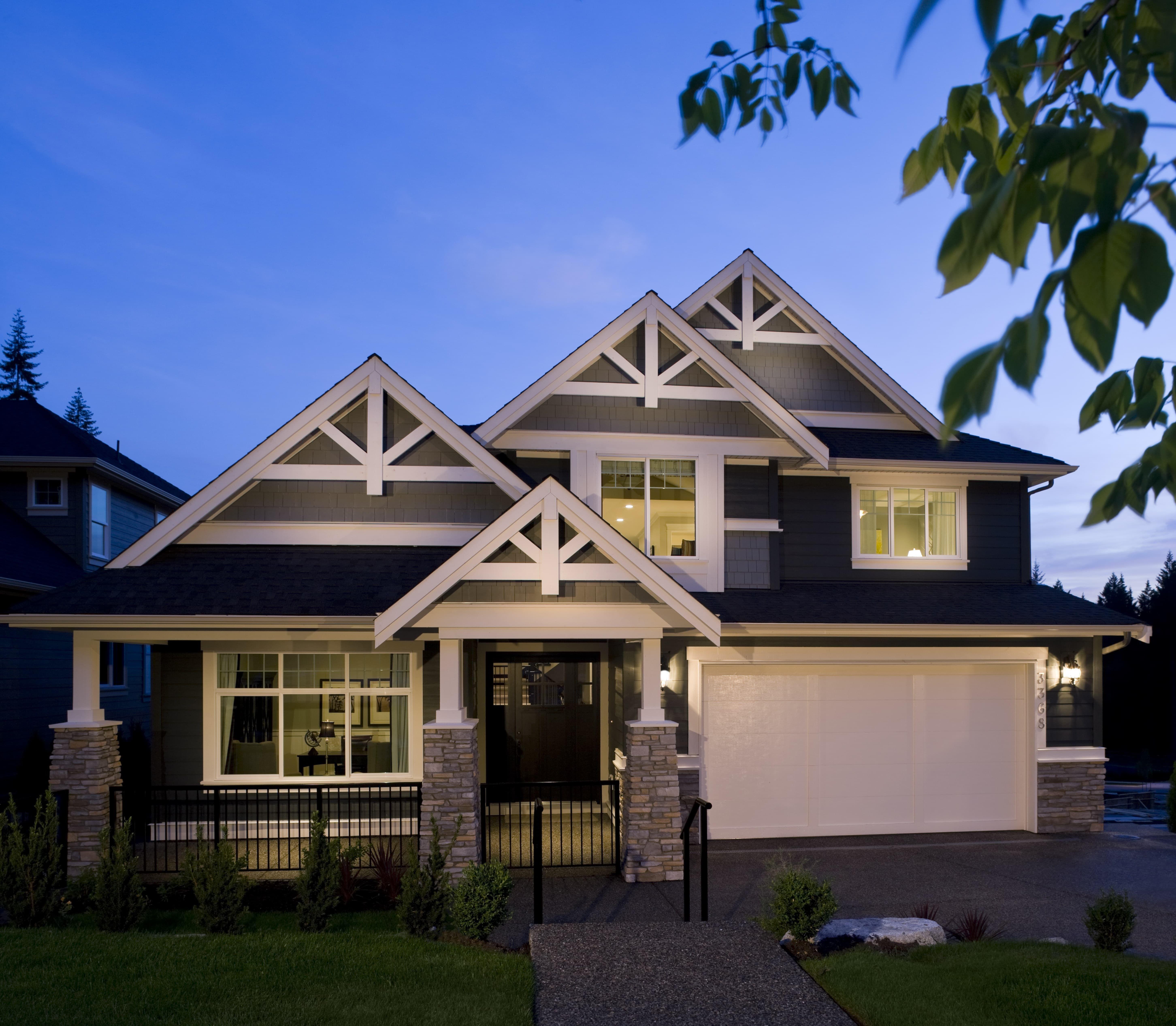 Marguerite Street, Coquitlam Custom Built Home   Ideas for the House ...