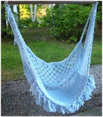 14 Unique Diy Macrame Hammock Patterns With Instructions Macrame
