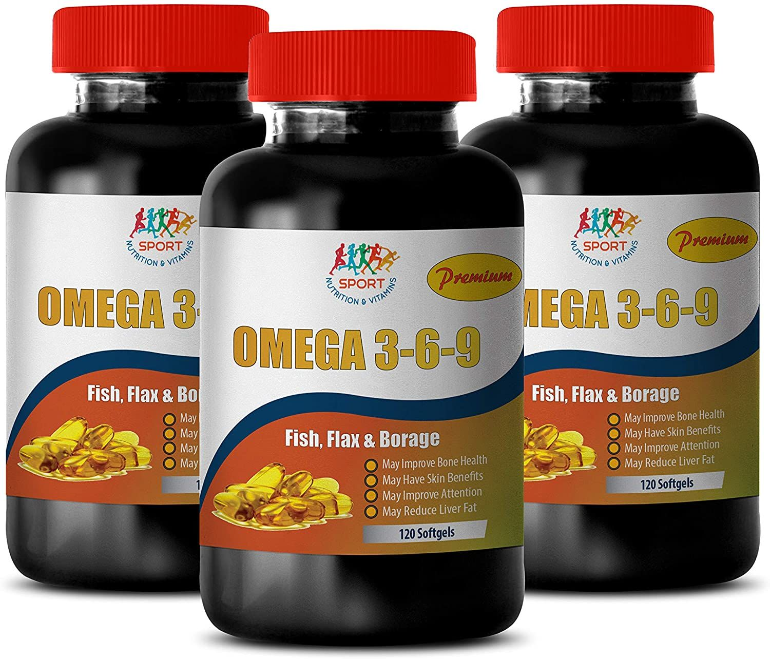 Inflammation Supplements For Women Omega 3 6 9 Premium Fish Flax Borage Omega Su In 2020 Reduce Cholesterol Naturally Omega Supplement Healthy Cholesterol Levels
