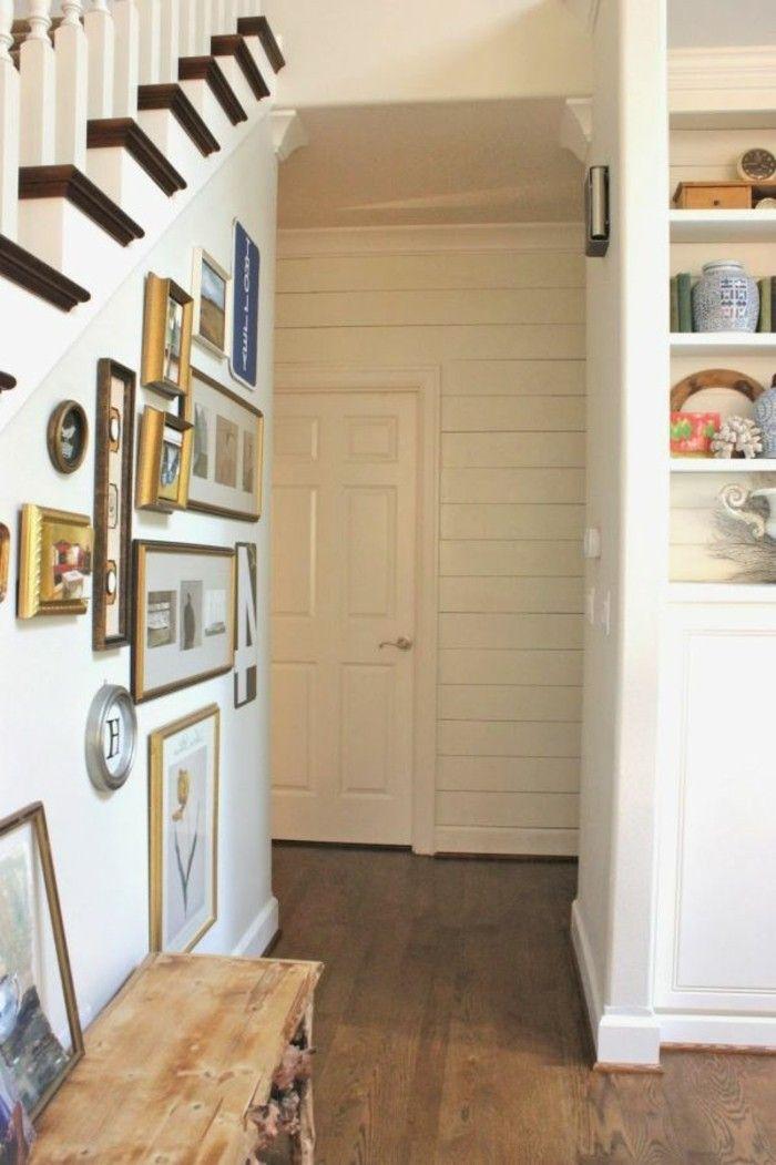 Arredare un corridoio pavimento parquet mobile legno for Arredare corridoio ingresso