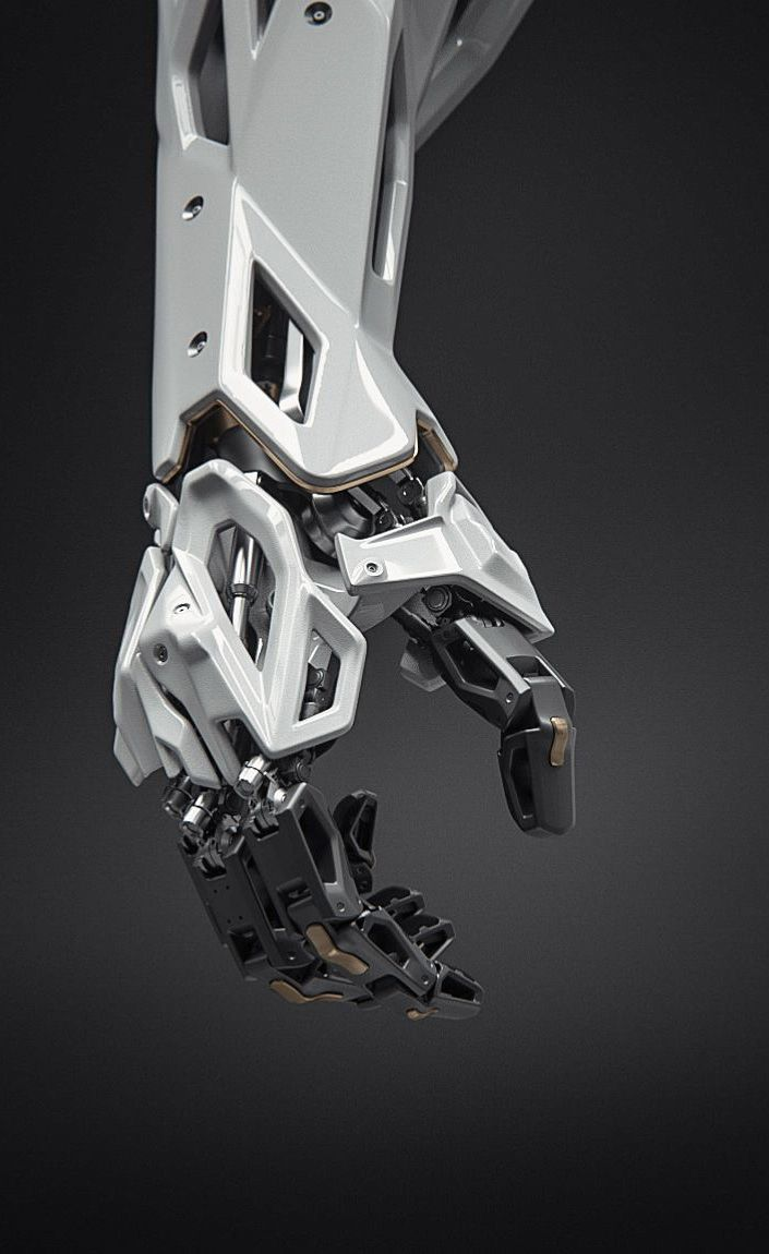 Industrial Design Trends and Inspiration - leManoo... - #Design #Industrial #Inspiration #leManoo #robot #trends #industridesign