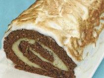 Torta de Cacau e Coco
