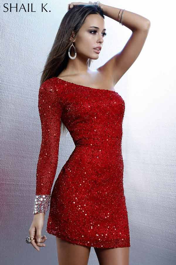 40 Prettiest New Year's Eve 2014 Dresses ‹ ALL FOR FASHION DESIGN ...