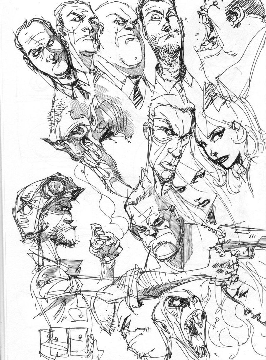 doodles by Crazymic