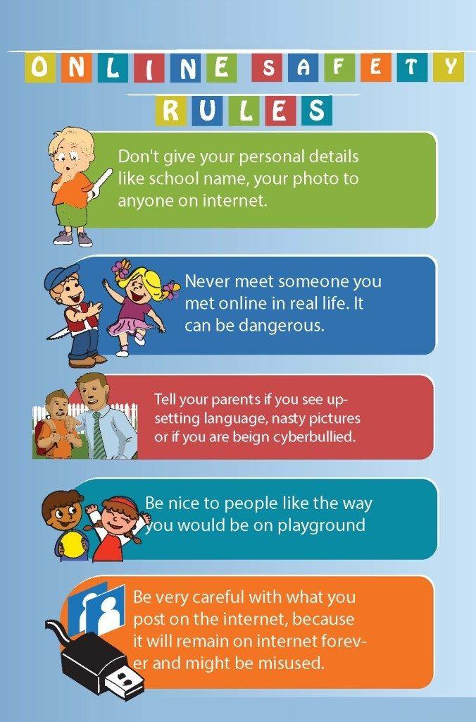 Online Safety Tips For Parents Internet Safety Tips For