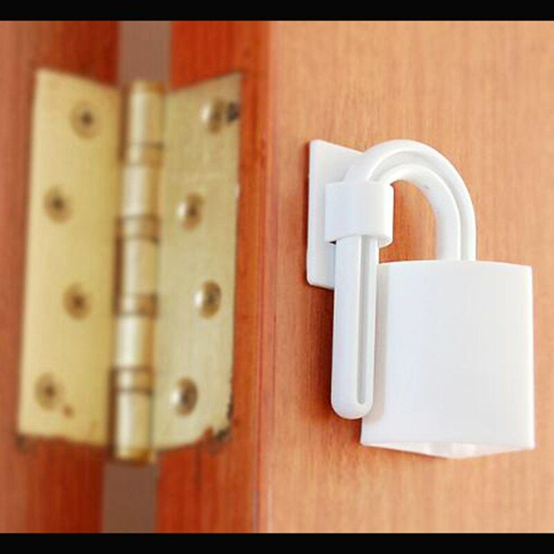Kiddy Catch Childproof door security catch pack of 20