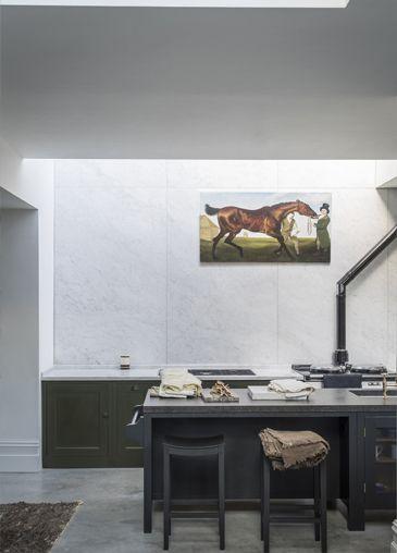 Plain English | Classical Bespoke Kitchen - Mapesbury Estate 5