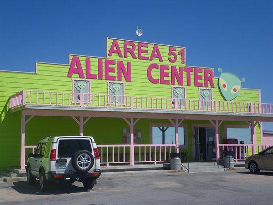 Photo of Area 51 Alien Travel Center