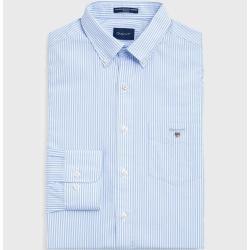 Photo of Gant Regular Broadcloth Banker Hemd (Blau) GantGant